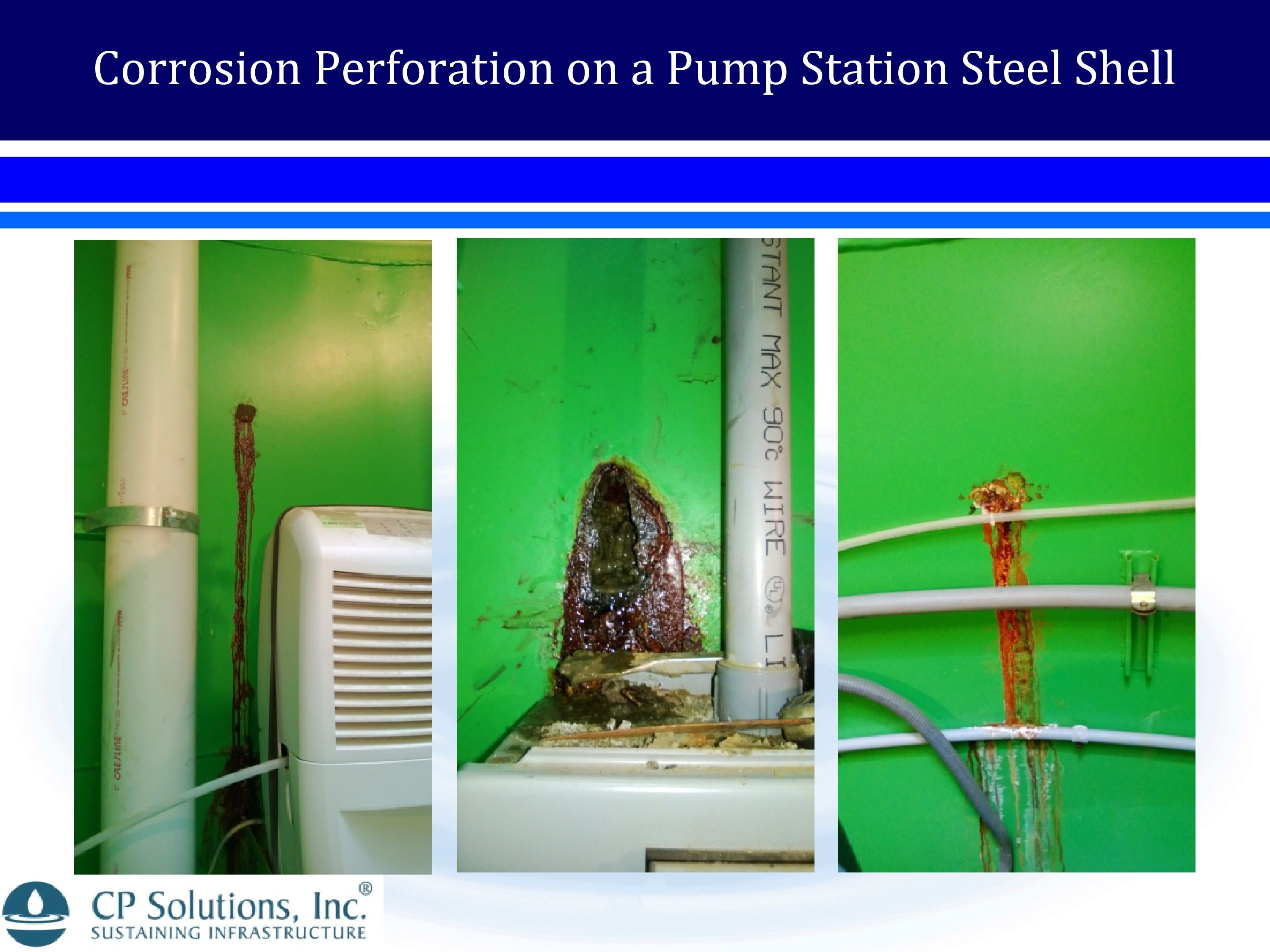 Buried Pump Station CP-2